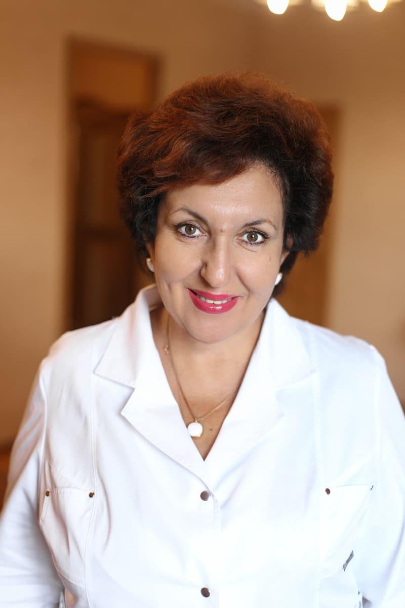 Самус Нэлли Леонидовна - главный врач
